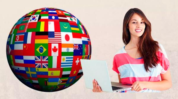Cursos Online de IDIOMAS