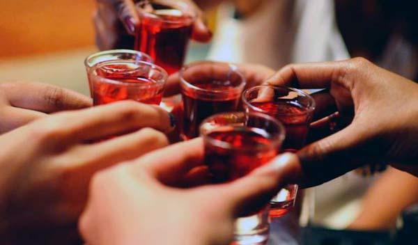 adolescentes sensaciones en alcohol y tabaco