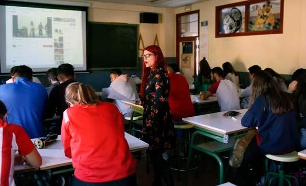 profesores madrid